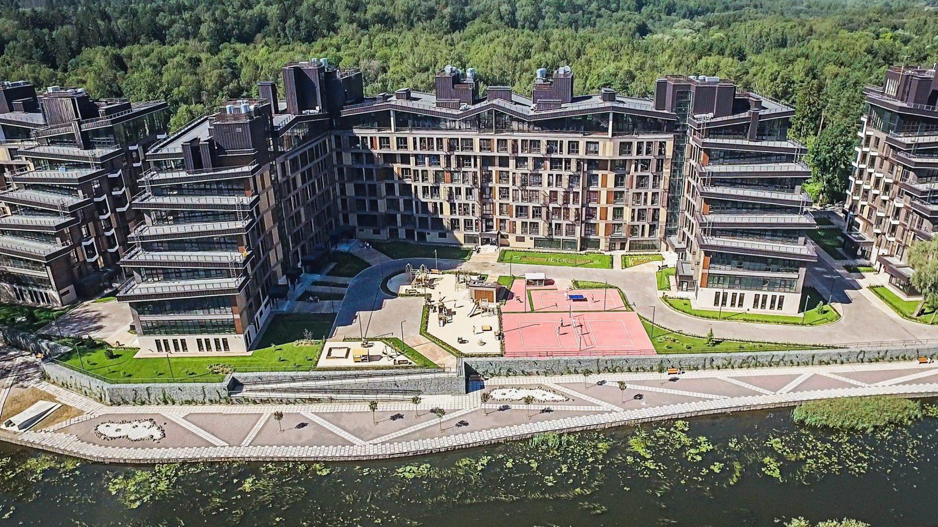 Электропроект квартиры в ЖК Олимпийская деревня Новогорск. Квартиры