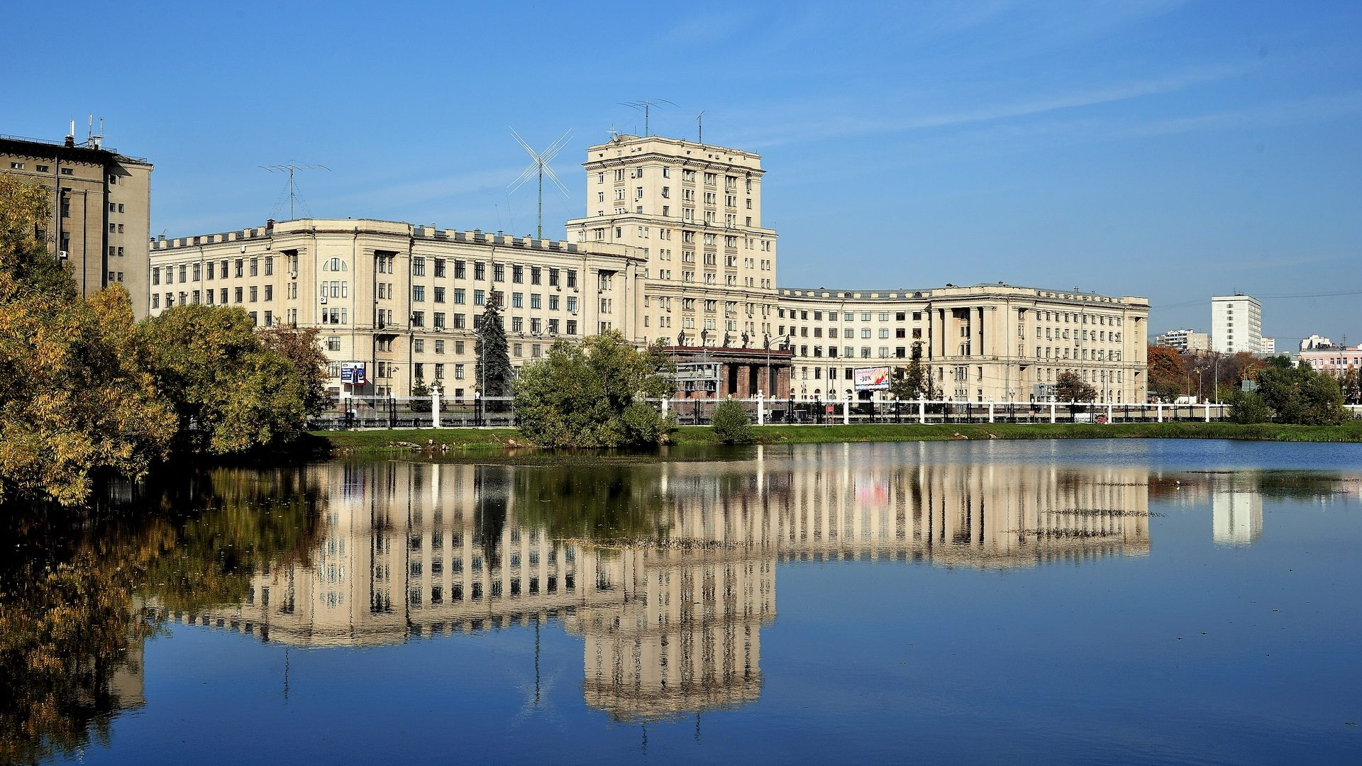 Электропроект общежития МГТУ им. Баумана