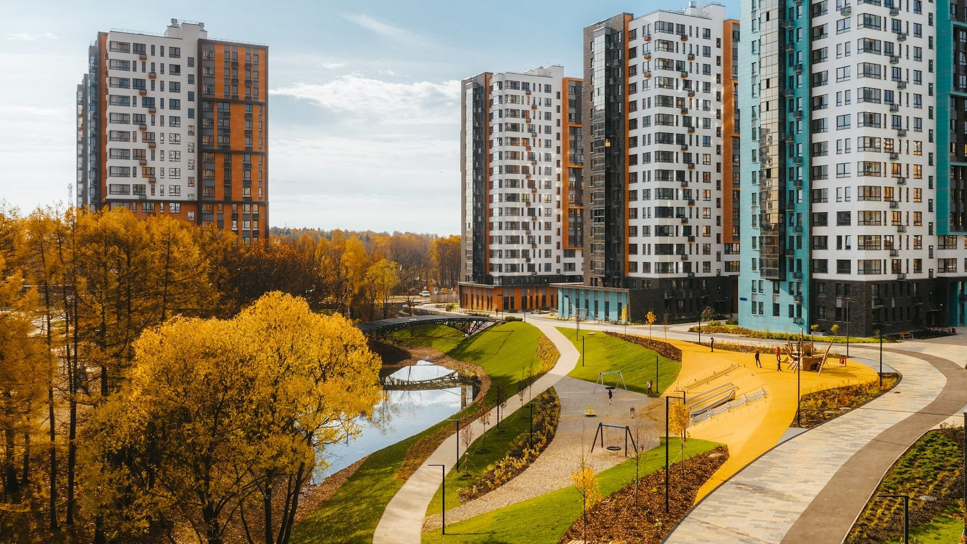 Электропроект квартиры в ЖК Скандинавия