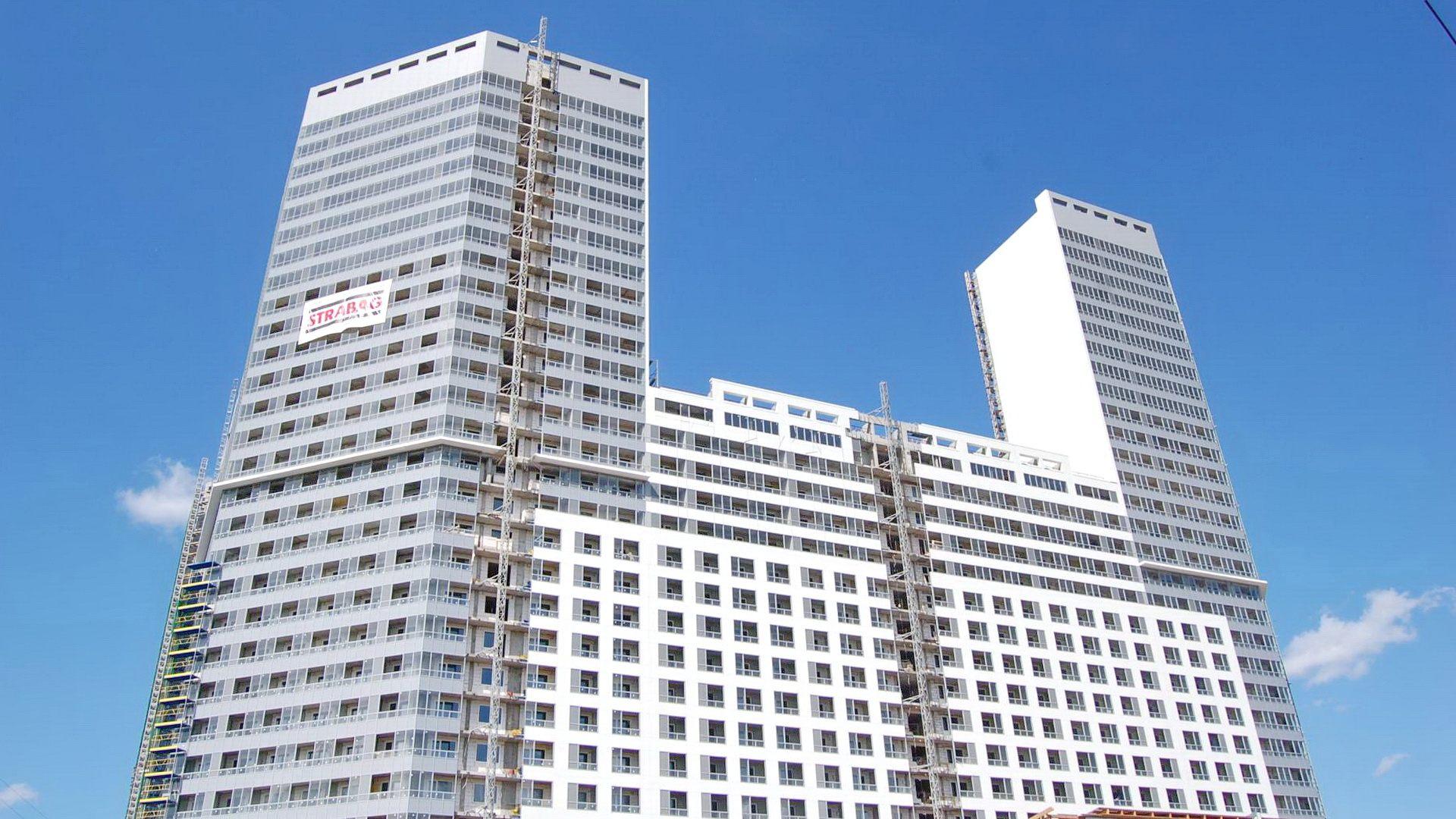 Электропроект и электролаборатория для квартиры в ЖК Sky Fort
