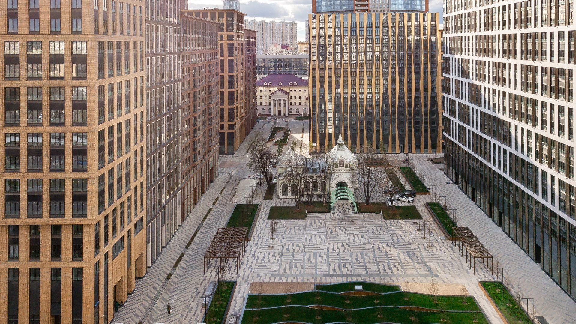 Электропроект в ЖК Царская площадь