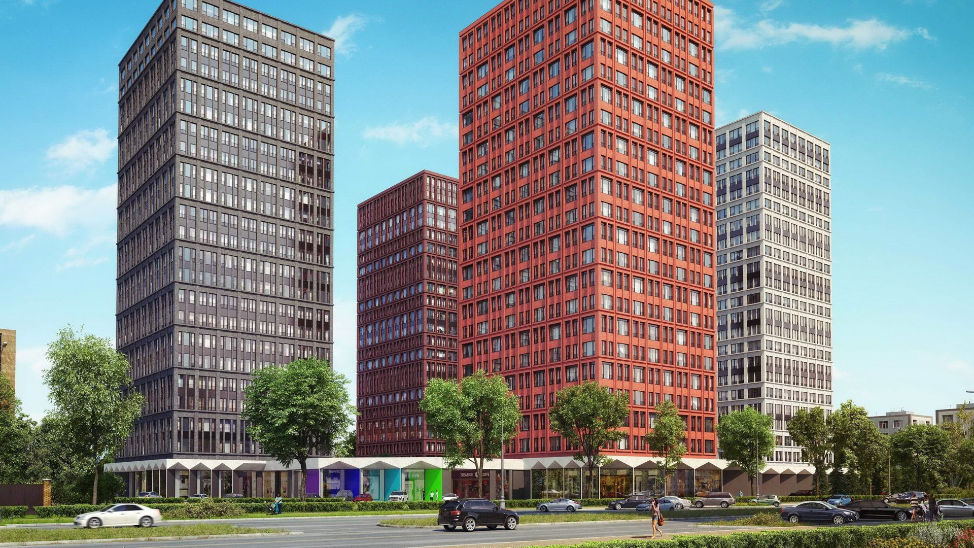 Проект электроснабжения квартиры в ЖК Воронцовский парк